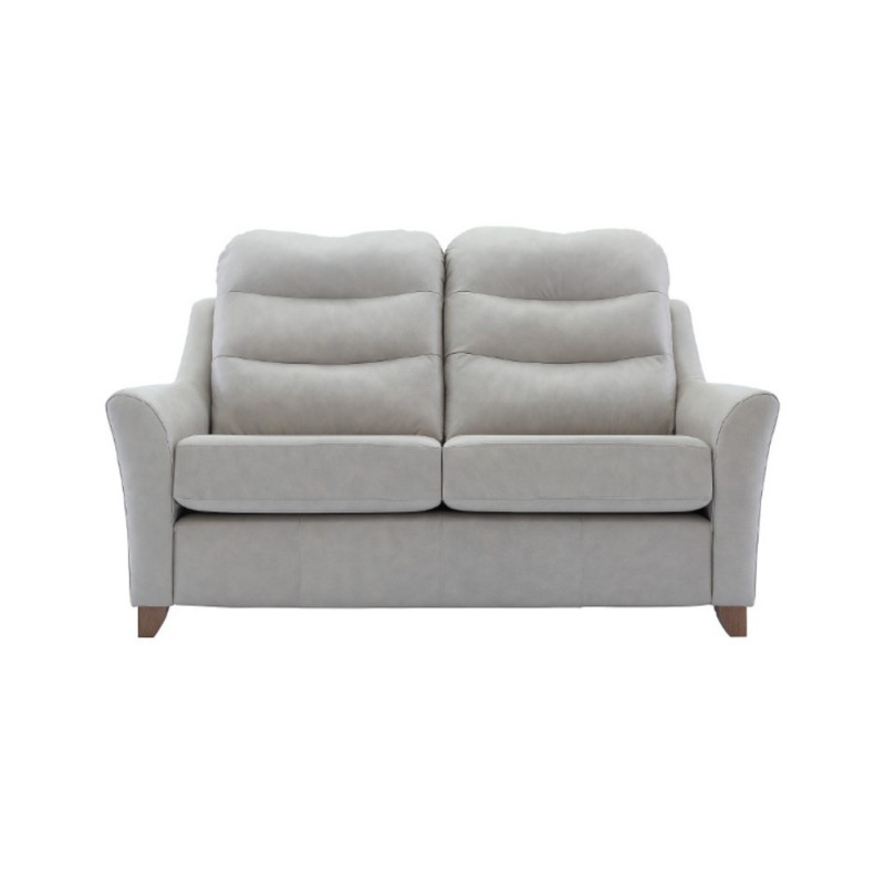 G Plan Tate 2 Seater Sofa In Leather Intended For Latest Tate Ii Sofa Chairs (View 7 of 20)