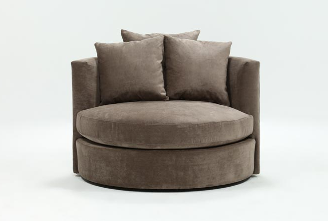 Gibson Swivel Cuddler Chairs Throughout Most Current Gibson Swivel Cuddler (Gallery 1 of 20)