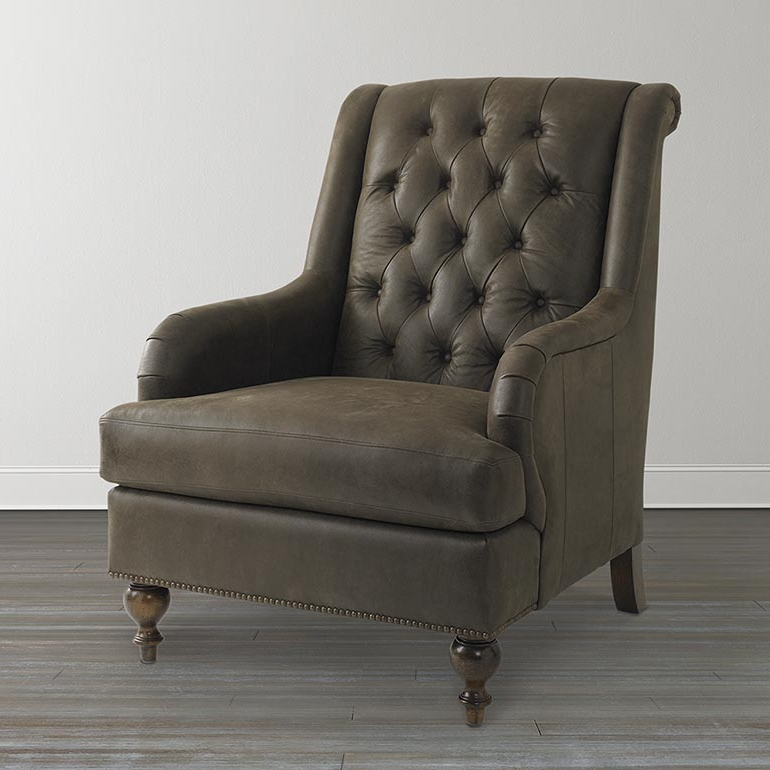 Gordon Arm Sofa Chairs In Latest Classic Style Accent Arm Chair (View 5 of 20)