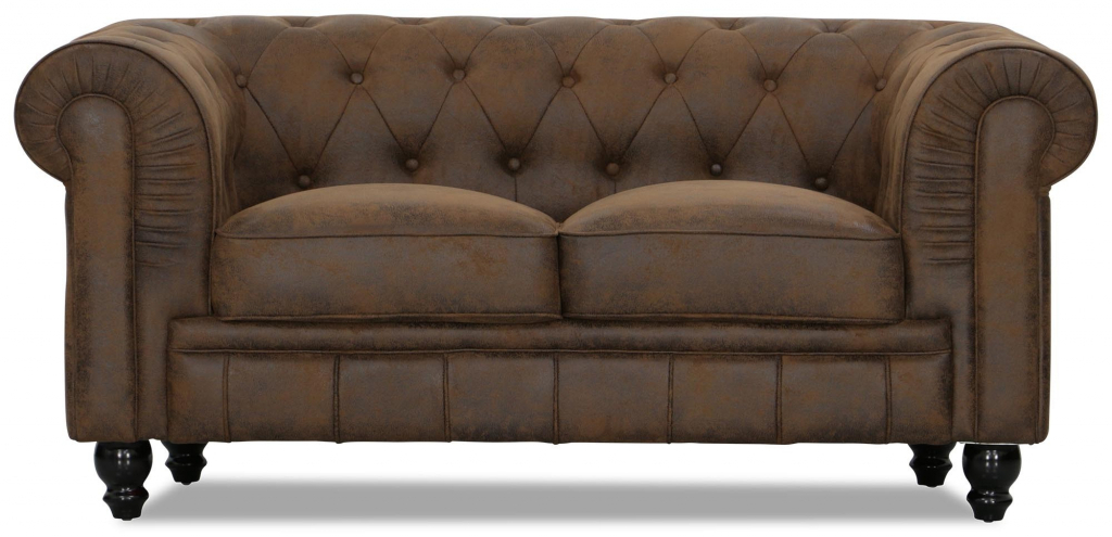Grandin Leather Sofa Chairs Intended For Latest Furniture: Sofa Leather Fresh Benjamin Classical 2 Seater Vintage Pu (View 15 of 20)