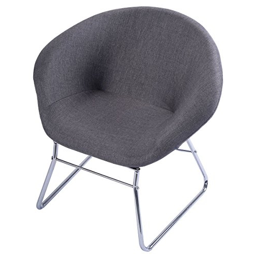 Gray Accent Chairs: Silver, Charcoal, Light & Dark Gray, Etc. Inside Famous Loft Smokey Swivel Accent Chairs (Gallery 14 of 20)