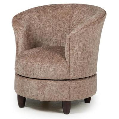 Harbor Grey Swivel Accent Chairs For Most Recent Accent Chairs At Colemans Brandsource Home Furnishings (Gallery 16 of 20)