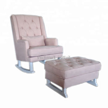 Hot Sale Living Room Furniture Fancy Leisure Sofa Rocking Chair With In Trendy Sofa Rocking Chairs (Gallery 20 of 20)