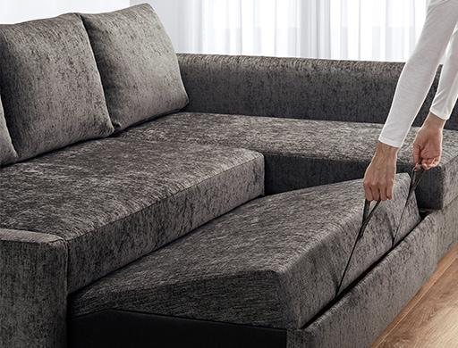 Ikea In London Dark Grey Sofa Chairs (Gallery 8 of 20)