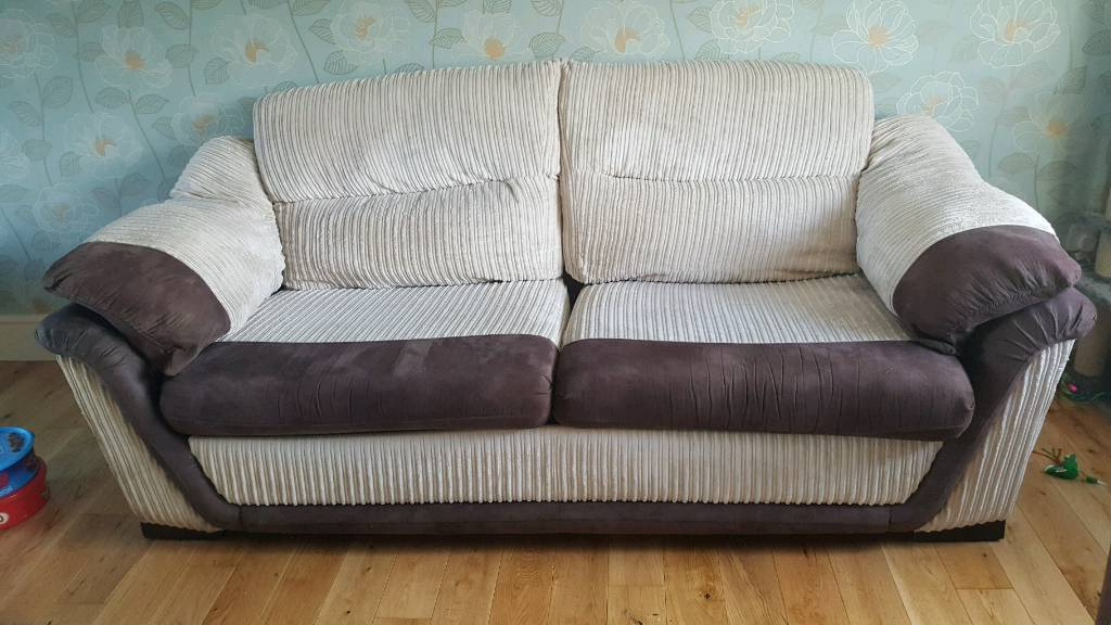In Bellshill, North For Latest 3 Seater Sofa And Cuddle Chairs (View 9 of 20)