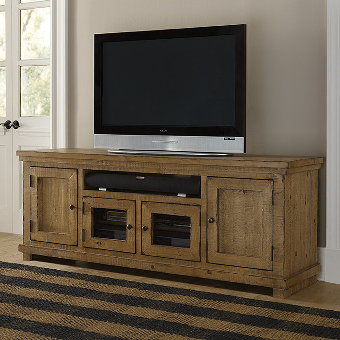 Joss & Main Within Famous Annabelle Black 70 Inch Tv Stands (Gallery 4 of 20)