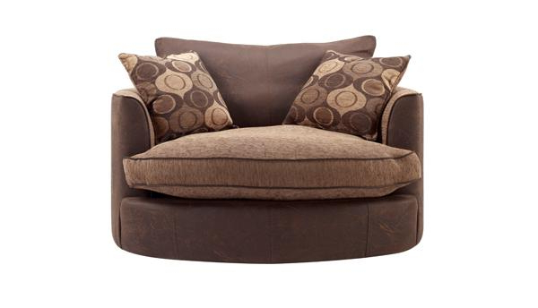 Kelso Swivel Chair – Fabric In Trendy Sofa With Swivel Chair (View 4 of 20)
