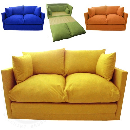 Featured Photo of Childrens Sofa Bed Chairs