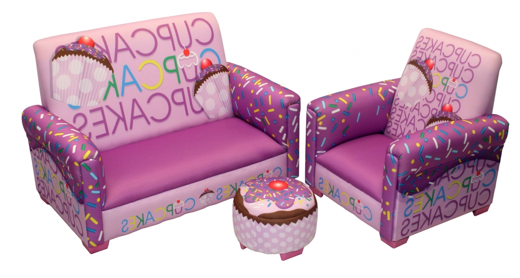 Kids Sofa Chair And Ottoman Set Zebra Within Well Liked Furniture: Kids Sofa Chair Mesmerizing Chairs Modern Style Kids Sofa (Gallery 8 of 20)