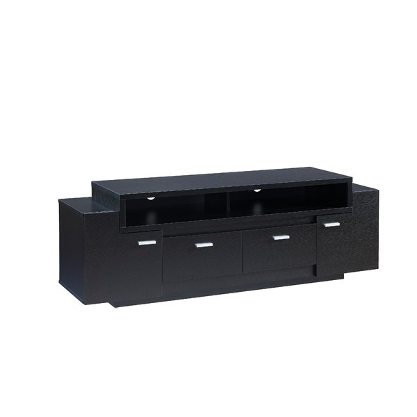 Latest Annabelle Black 70 Inch Tv Stands Regarding Low Rise Tv Stand (View 11 of 20)