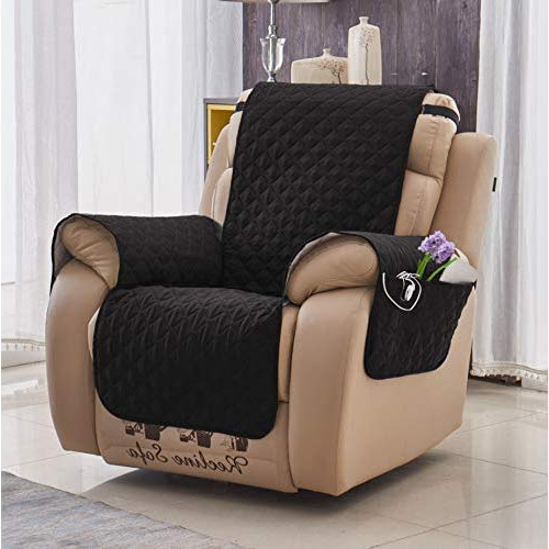 Latest Decker Ii Fabric Swivel Rocker Recliners In Chair Protector Covers For Recliners: Amazon (View 13 of 20)