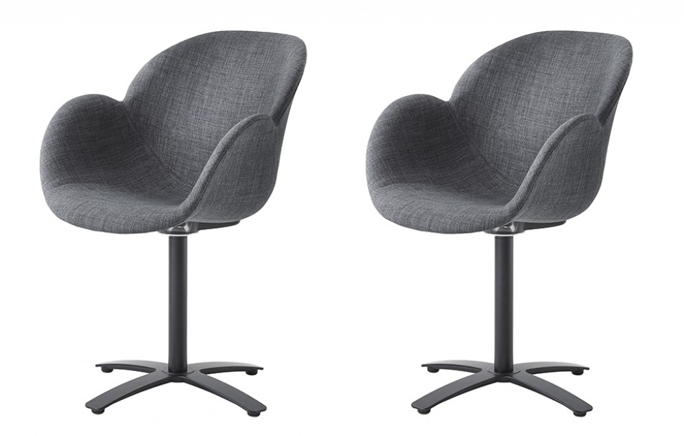 Latest Grey Swivel Chairs – Home Furniture – Out & Out Original For Grey Swivel Chairs (Gallery 4 of 20)
