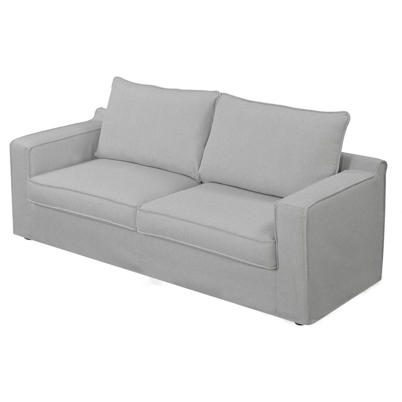 Latest Serta At Home Colton Slipcover Sofa & Reviews (Gallery 19 of 20)