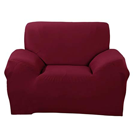 Latest Sofa And Chair Slipcovers In Stretch Arm Chair Cover – Sofa Covers Slipcover Sofa – 1 Piece 1 2  (View 6 of 20)