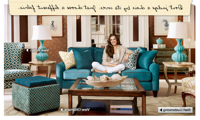 Lazy Boy Sofas And Chairs Inside Most Recent La Z Boy Puts Brooke Shields In A Delicate Situation (Gallery 18 of 20)
