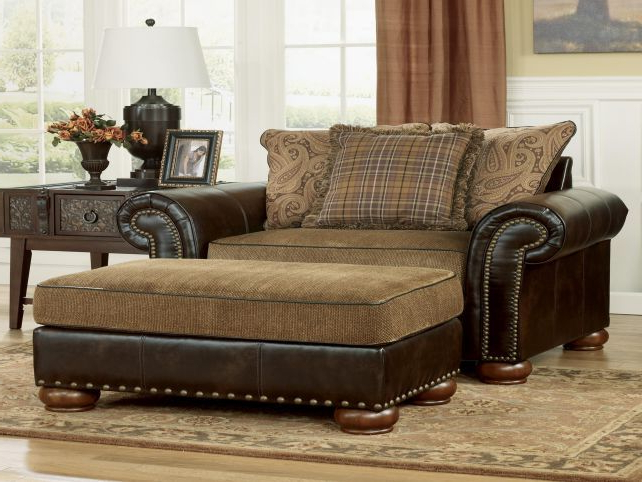 Lazy Boy Sofas And Chairs Pertaining To Well Known Lazy Boy Chair And A Half With Ottoman (Gallery 14 of 20)