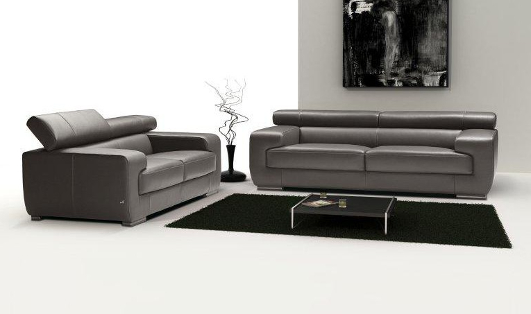 Leather Sectionals (View 16 of 20)