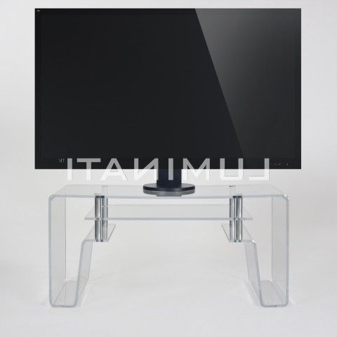 Lifestyle Furniture, Tables And Acrylic Products With Well Known Acrylic Tv Stands (View 11 of 20)