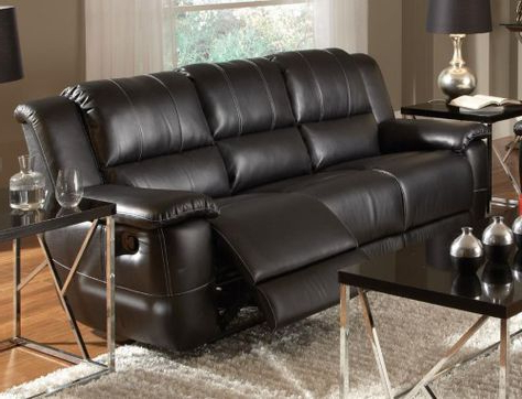List Of Pinterest Reclining Sofa Modern Style Images & Reclining Pertaining To Widely Used Moana Taupe Leather Power Reclining Sofa Chairs With Usb (View 9 of 20)