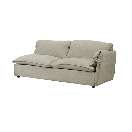 Liv Arm Sofa Chairs For Trendy Felix Slouch 2 Seater Left Arm – Sofas & Ottomans – Browse (Gallery 15 of 20)