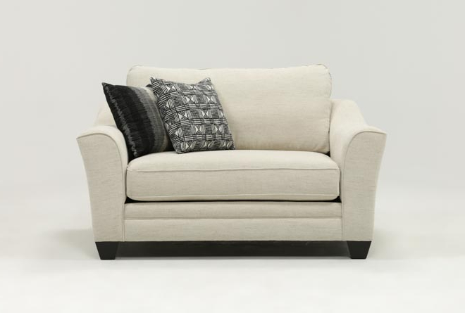Featured Photo of Mercer Foam Oversized Sofa Chairs
