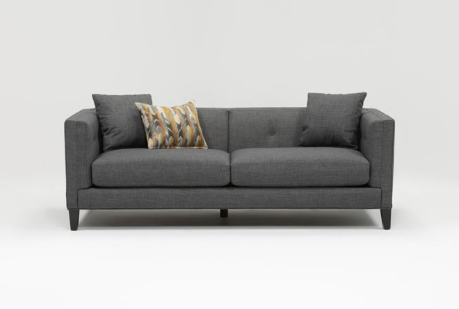 Living Spaces Throughout Brennan Sofa Chairs (Gallery 2 of 20)