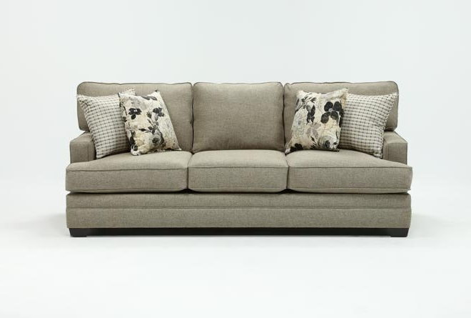 Living Spaces With Regard To Josephine Sofa Chairs (View 4 of 20)
