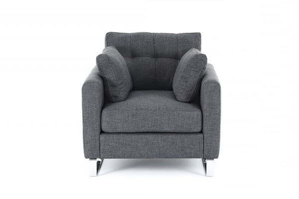 Loft Arm Sofa Chairs Regarding Current Hera Armchair (View 9 of 20)