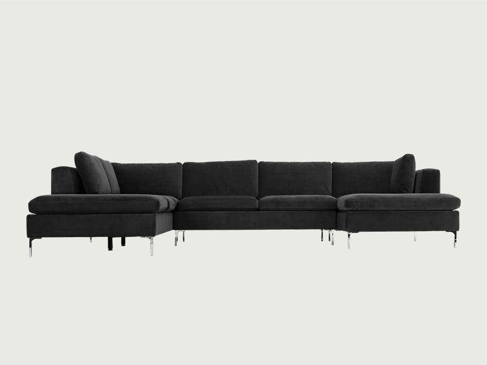 London Dark Grey Sofa Chairs Within Well Liked 354 Designer Sofas (exceptional Designs For Accessible Prices (View 18 of 20)
