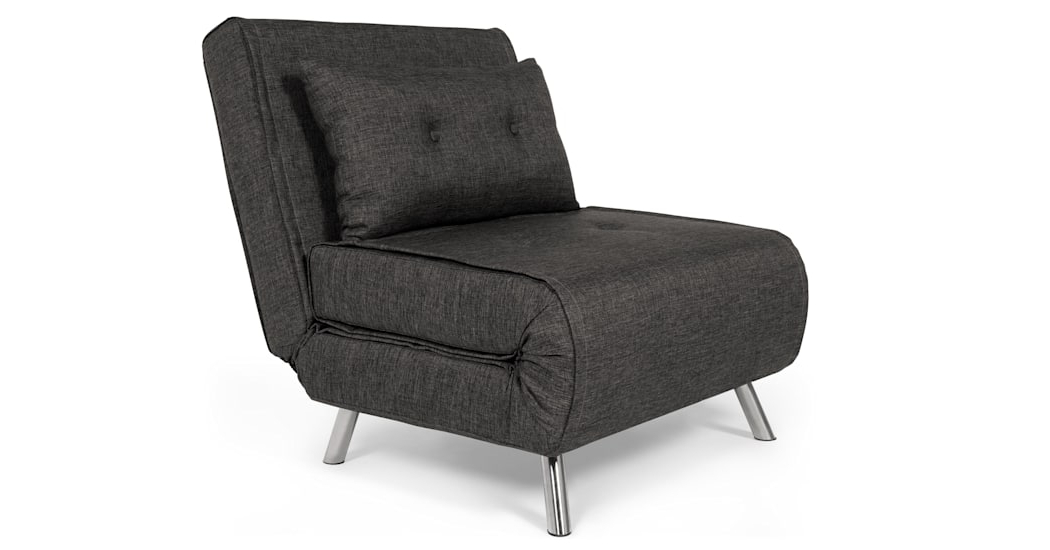 Made In Trendy Single Chair Sofa Bed (View 5 of 20)