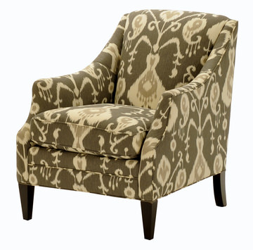 Magnolia Home Ravel Linen Sofa Chairs With Regard To Best And Newest Accent Chairs & Chaises – Living Room – Hom Furniture (View 15 of 20)