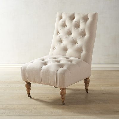 Magnolia Homejoanna Gaines For Pier 1 Furniture, Home Decor Throughout Newest Magnolia Home Ravel Linen Sofa Chairs (View 10 of 20)