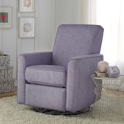 Mari Swivel Glider Recliners Pertaining To Widely Used Viv + Rae Honor Marie Swivel Glider Recliner & Reviews (View 8 of 20)
