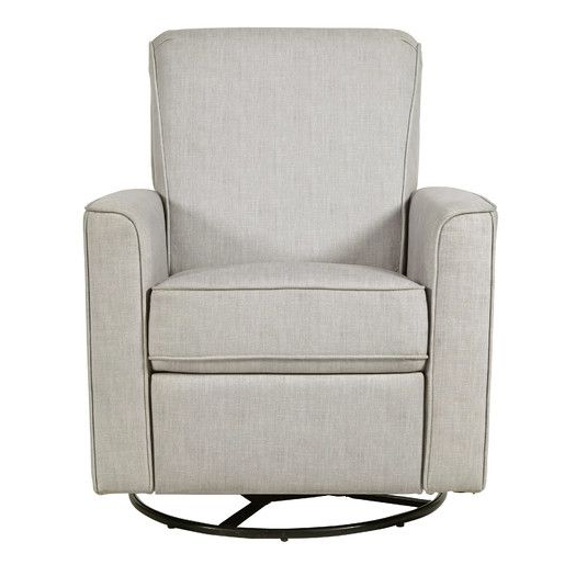 Mari Swivel Glider Recliners With Regard To Most Up To Date Marie Swivel Reclining Glider (View 10 of 20)
