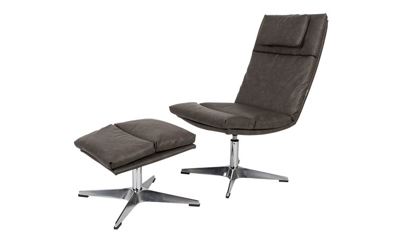Marnic Lounge Chair Chill Set Vintage (View 15 of 20)
