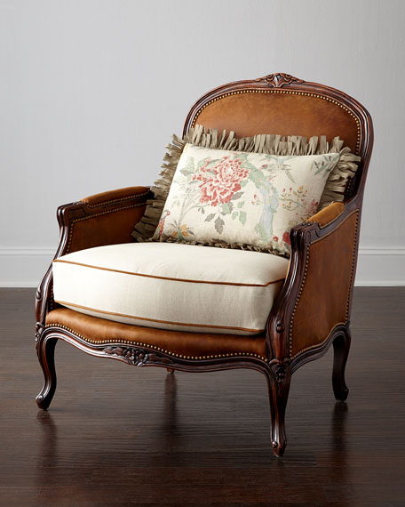 Massoud Cosette Chair Inside Fashionable Cosette Leather Sofa Chairs (View 17 of 20)
