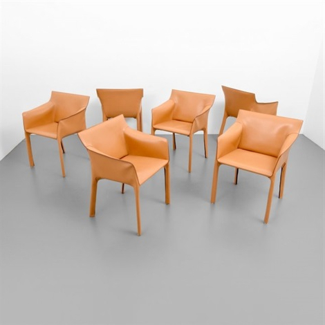 Matteo Arm Sofa Chairs In Most Recent Leather Coco Arm Chairs, Set Of 6Matteo Grassi On Artnet (View 14 of 20)