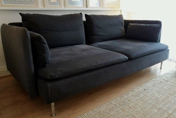 Mcdade Ash Sofa Chairs For Recent Sofa And Ottoman For Sale In Us – Offerup (View 10 of 20)