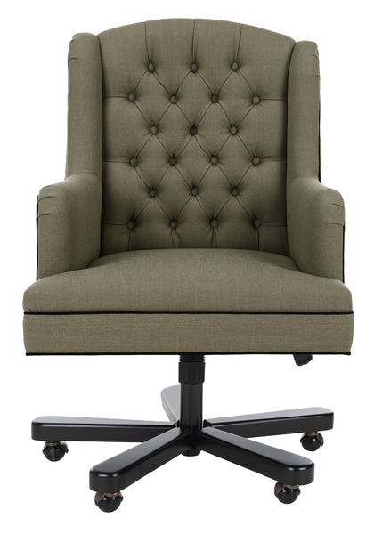 Mcr4211A Desk Chairs – Furnituresafavieh Throughout Recent Nichol Swivel Accent Chairs (View 8 of 20)