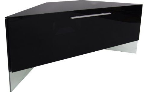 Mda Designs Antares Remote Friendly Beam Thru High Gloss Piano Black Intended For Current Beam Thru Tv Cabinets (View 9 of 20)