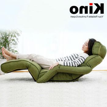 Modern Folding Single Chair Sofa Bed,european Style Lazy Sofa In In Favorite Single Chair Sofa Bed (View 7 of 20)