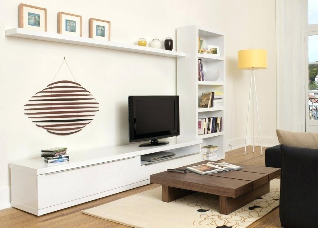 Modern Tv Stand Furniture White And Wood Modern Stand Designs All For Famous All Modern Tv Stands (View 16 of 20)