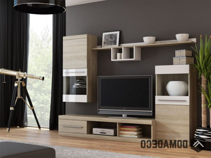 Most Current 60 Inch Tv Wall Units Pertaining To Merida 1 – 60 Inch Tv Stand (View 12 of 20)