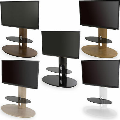 """Most Current Avf Tv Stands Inside Avf Chepstow Corner Cantilever Tv Stand Wood For 32"""" To 65"""" Led (View 20 of 20)"""