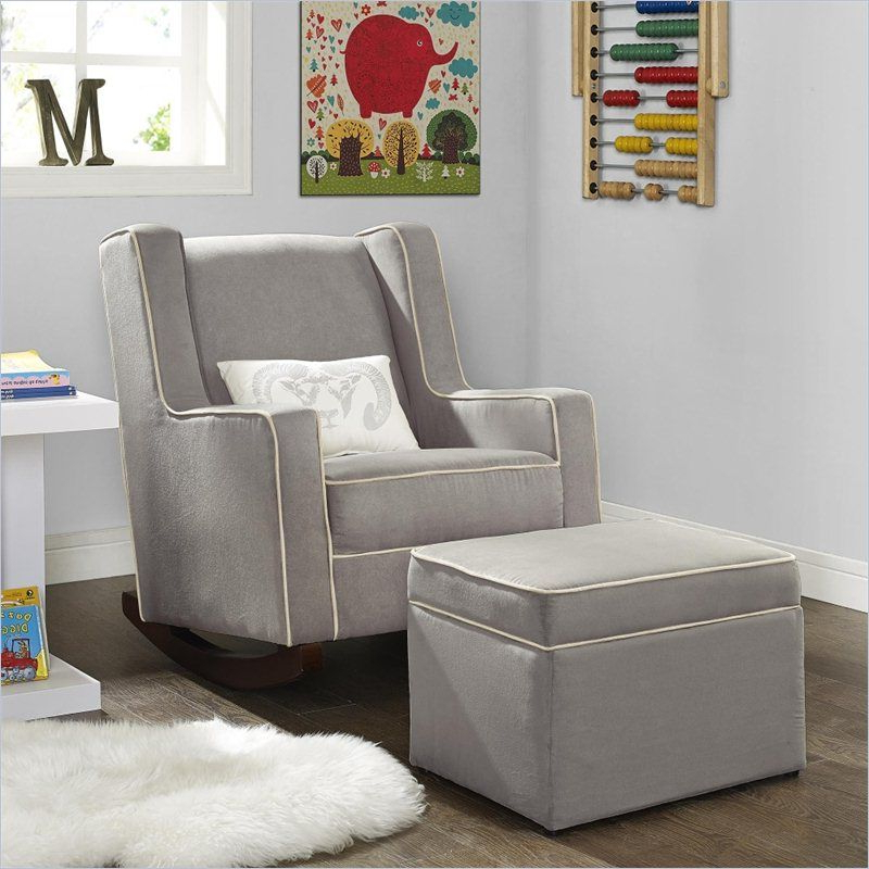 Most Current Baby Relax Abby Rocker In Dark Taupe – Da1404ro Co – Lowest Price With Regard To Abbey Swivel Glider Recliners (View 18 of 20)