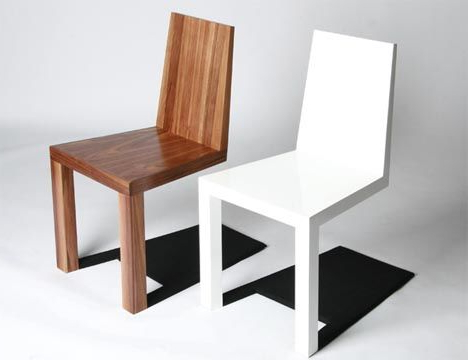 Most Current London Optical Sofa Chairs For Optical Illusion Furniture: Creepy Shadow Chair Design (View 15 of 20)