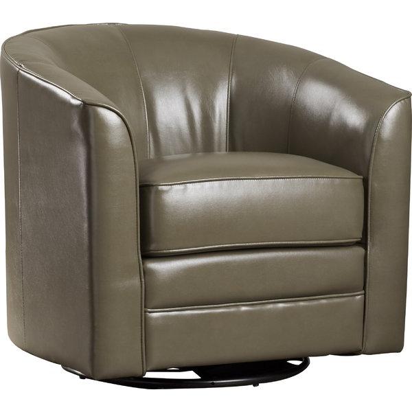Most Popular Dark Grey Swivel Chair (View 9 of 20)
