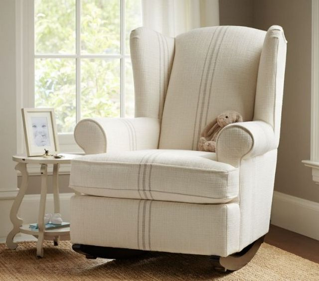 Most Popular Do Upholstered Rocking Chair Throughout Sofa Rocking Chairs (View 19 of 20)