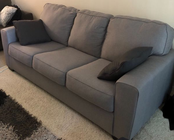 Most Popular Mcdade Ash Sofa Chairs Inside Mcdade Ash Sofa For Sale In Pasadena, Ca – Offerup (View 3 of 20)