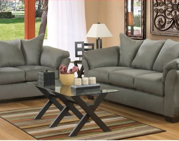 Most Popular Sofa Loveseat And Chair Set With U412 – Sofa Loveseat Chair Set – All Nations Furniture (View 9 of 20)